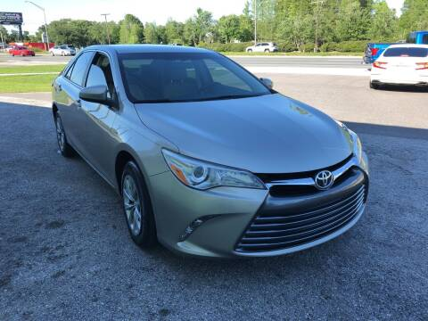 2017 Toyota Camry for sale at Reliable Motor Broker INC in Tampa FL