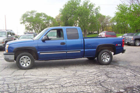 2003 Chevrolet Silverado 1500 for sale at PAUL'S PAINT & BODY SHOP in Des Moines IA