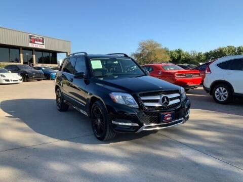 2014 Mercedes-Benz GLK for sale at KIAN MOTORS INC in Plano TX
