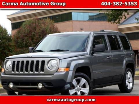 2012 Jeep Patriot for sale at Carma Auto Group in Duluth GA