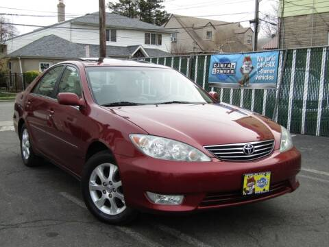 2005 Toyota Camry for sale at The Auto Network in Lodi NJ