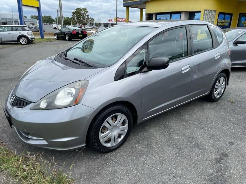 2009 Honda Fit for sale at Star Cars Inc in Fredericksburg VA