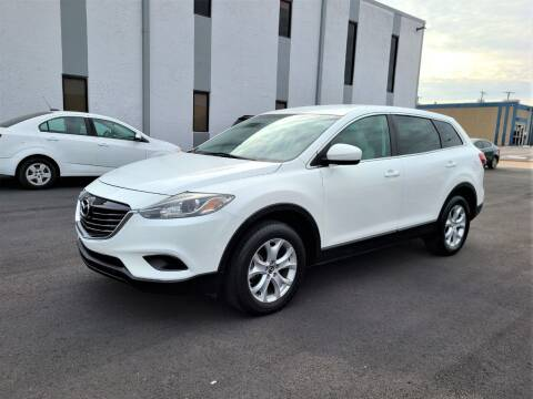 2013 Mazda CX-9 for sale at Image Auto Sales in Dallas TX