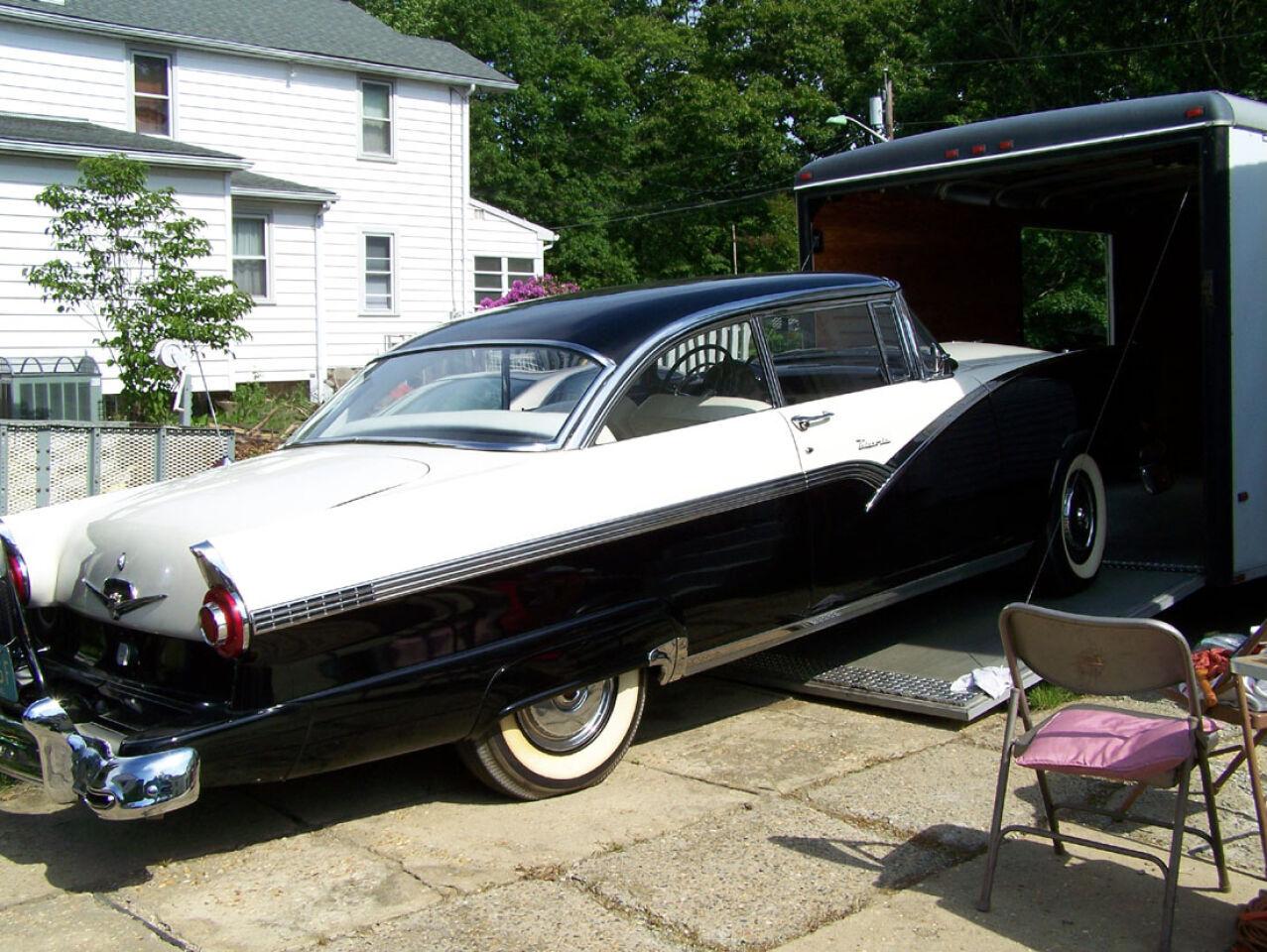 1956 Ford 2 Door HT