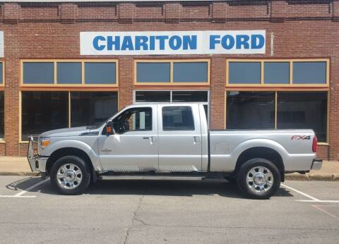 2016 Ford F-350 Super Duty for sale at Chariton Ford in Chariton IA