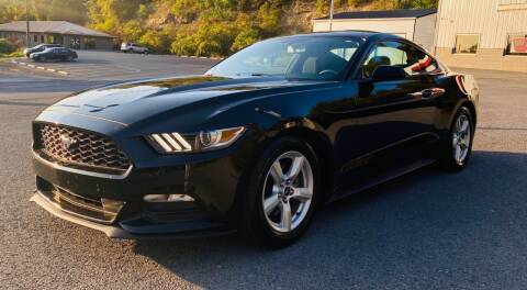 2017 Ford Mustang for sale at Bailey Brand in Clarksburg WV