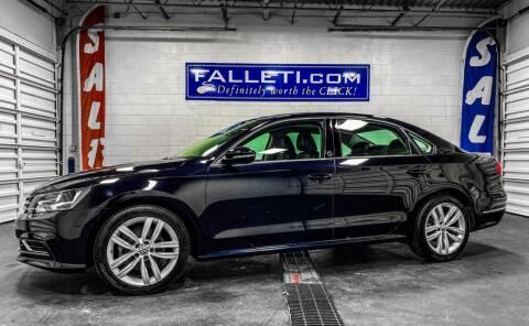 2019 Volkswagen Passat for sale at Falleti Motors, Inc.  est. 1976 in Batavia NY