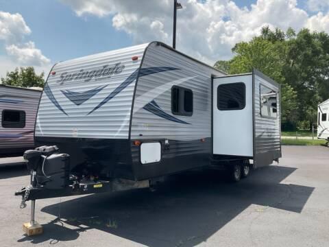 2018 Keystone Springdale for sale at A 1 Motors in Monroe MI