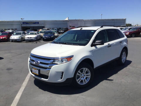 2012 Ford Edge for sale at My Three Sons Auto Sales in Sacramento CA