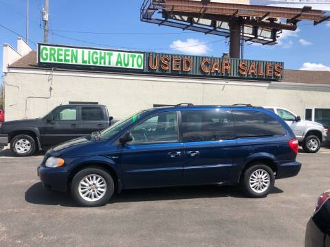 2002 Chrysler Town and Country for sale at Green Light Auto in Sioux Falls SD