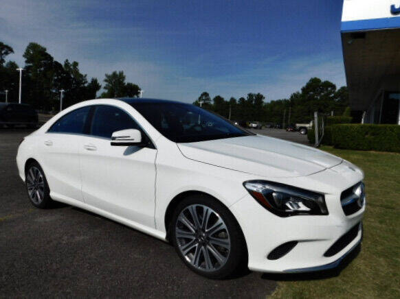 2018 Mercedes-Benz CLA for sale at Joe Lee Chevrolet in Clinton AR