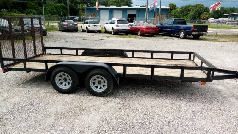 2012 homemade 16x6.4x20 for sale at Coastal Car Brokers LLC in Tampa FL