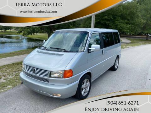 2003 Volkswagen EuroVan for sale at Terra Motors LLC in Jacksonville FL