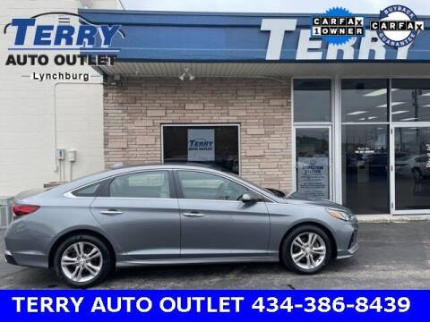 2018 Hyundai Sonata for sale at Terry Auto Outlet in Lynchburg VA