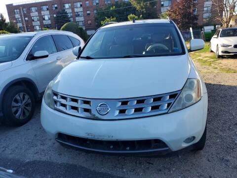 2003 Nissan Murano for sale at OFIER AUTO SALES in Freeport NY