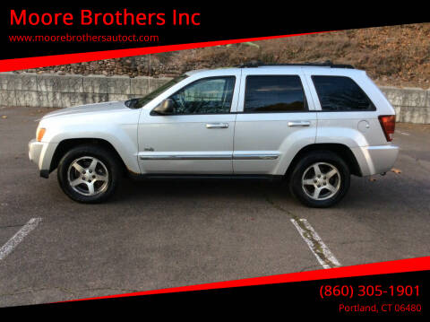 2006 Jeep Grand Cherokee for sale at Moore Brothers Inc in Portland CT