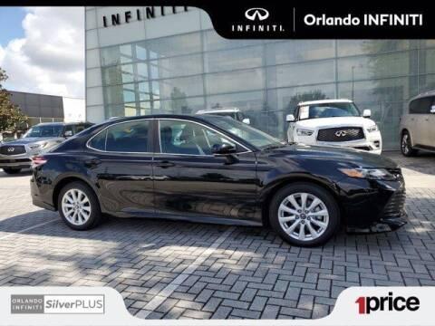 2018 Toyota Camry for sale at Orlando Infiniti in Orlando FL