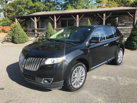 2011 Lincoln MKX for sale at Highland Auto Sales in Boone NC