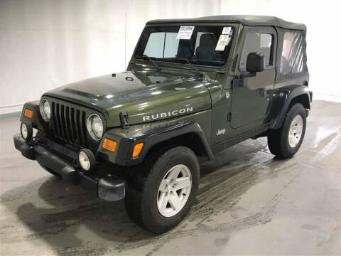 2006 Jeep Wrangler for sale at Irving Auto Sales in Whitman MA