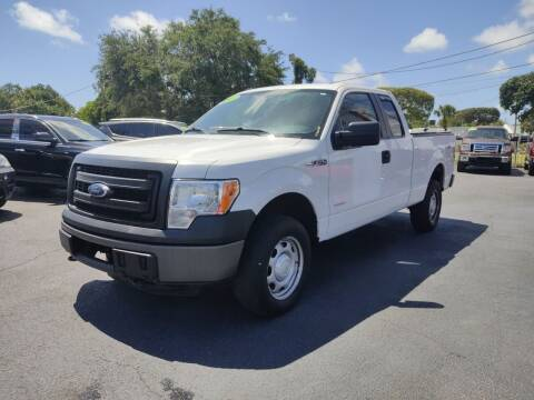 2013 Ford F-150 for sale at Bargain Auto Sales in West Palm Beach FL