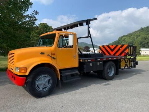 1996 International 4700 for sale at Henderson Truck & Equipment Inc. in Harman WV