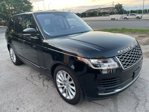 2020 Land Rover Range Rover for sale at Austin Direct Auto Sales in Austin TX