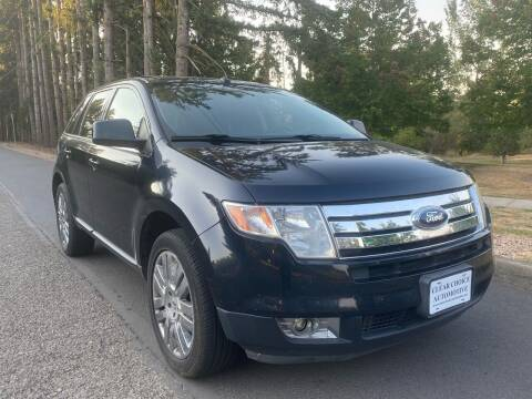 2008 Ford Edge for sale at CLEAR CHOICE AUTOMOTIVE in Milwaukie OR