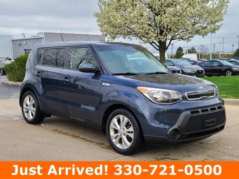 2015 Kia Soul for sale at Ken Ganley Nissan in Medina OH