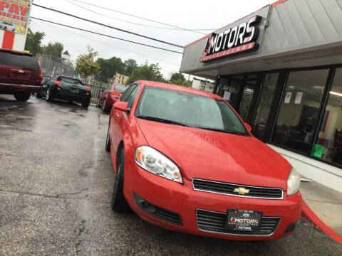 2011 Chevrolet Impala for sale at i3Motors in Baltimore MD