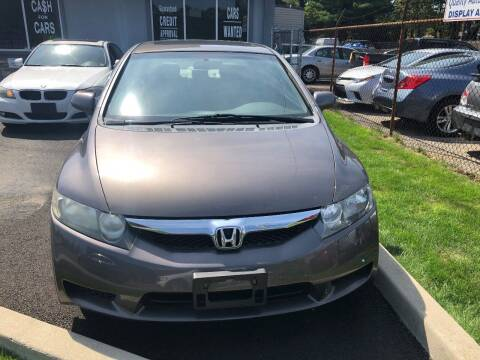2010 Honda Civic for sale at QUALITY AUTO SALES OF NEW YORK in Medford NY