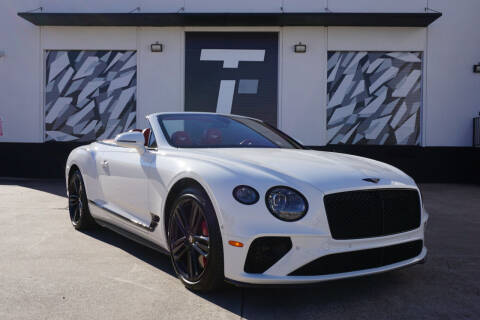 2020 Bentley Continental for sale at Tactical Fleet in Addison TX