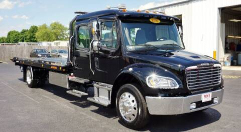 2021 Freightliner M2 Crew Cab for sale at Ricks Auto Sales, Inc. in Kenton OH