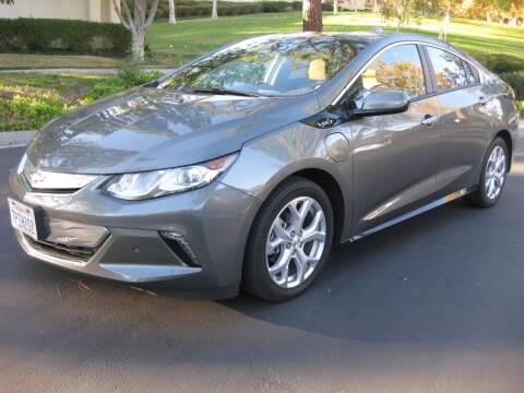 2016 Chevrolet Volt for sale at E MOTORCARS in Fullerton CA
