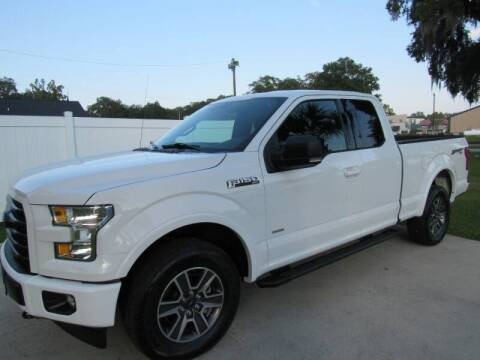 2017 Ford F-150 for sale at D & R Auto Brokers in Ridgeland SC