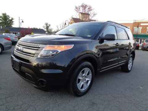 2013 Ford Explorer for sale at Purcellville Motors in Purcellville VA