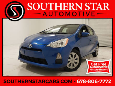 2013 Toyota Prius c for sale at Southern Star Automotive, Inc. in Duluth GA