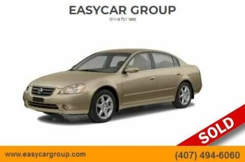 2003 Nissan Altima for sale at EASYCAR GROUP in Orlando FL