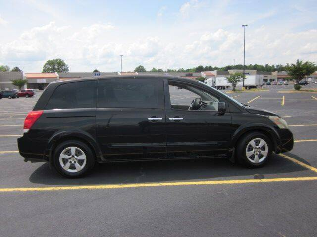 2008 Nissan Quest for sale at Freedom Automotive Sales in Union SC
