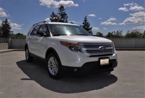 2014 Ford Explorer for sale at AMC Auto Sales Inc in San Jose CA