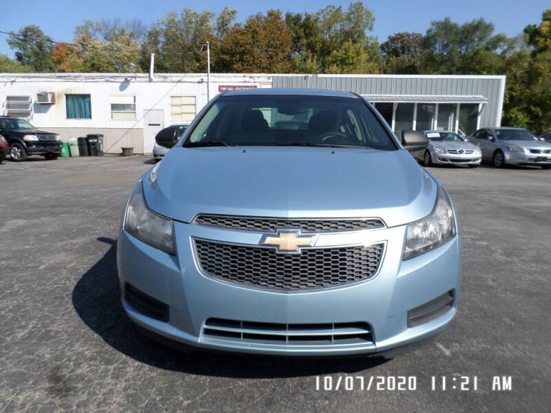 2012 Chevrolet Cruze for sale at XXX Kar Mart in York PA