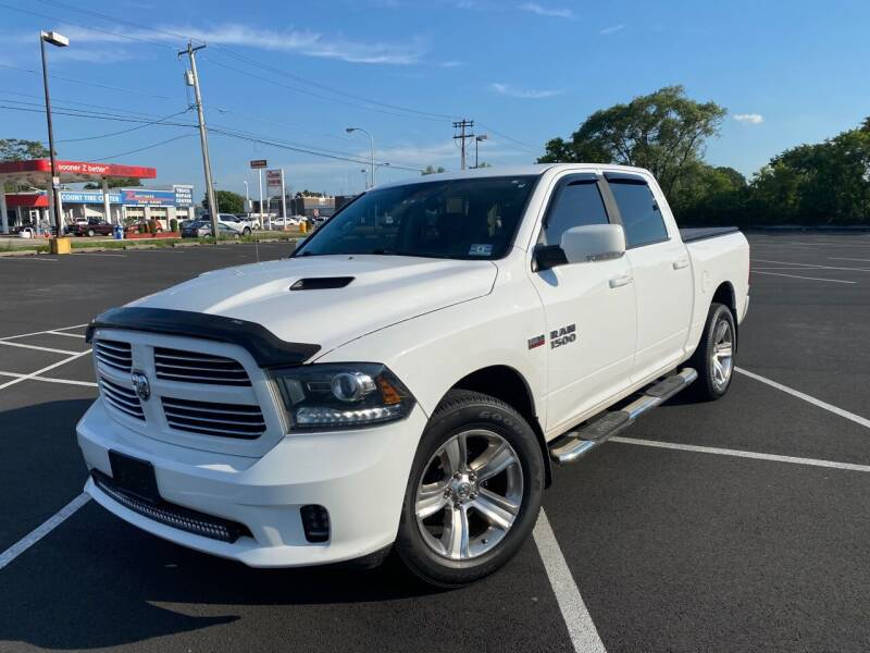 2014 RAM Ram Pickup 1500 for sale at PA Auto World in Levittown PA