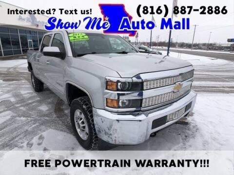 2015 Chevrolet Silverado 2500HD for sale at Show Me Auto Mall in Harrisonville MO