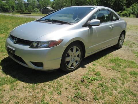 2008 Honda Civic for sale at Peekskill Auto Sales Inc in Peekskill NY
