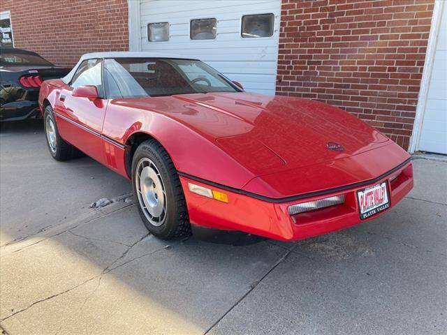 1986 Chevrolet Corvette for sale in Lexington, NE