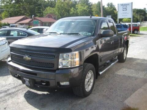 2011 Chevrolet Silverado 1500 for sale at Motors 46 in Belvidere NJ
