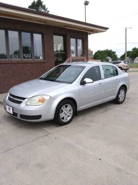 2005 Chevrolet Cobalt for sale at CARS4LESS AUTO SALES in Lincoln NE