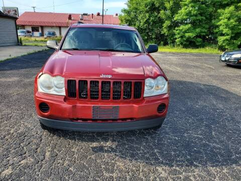 2005 Jeep Grand Cherokee for sale at Discount Auto World in Morris IL
