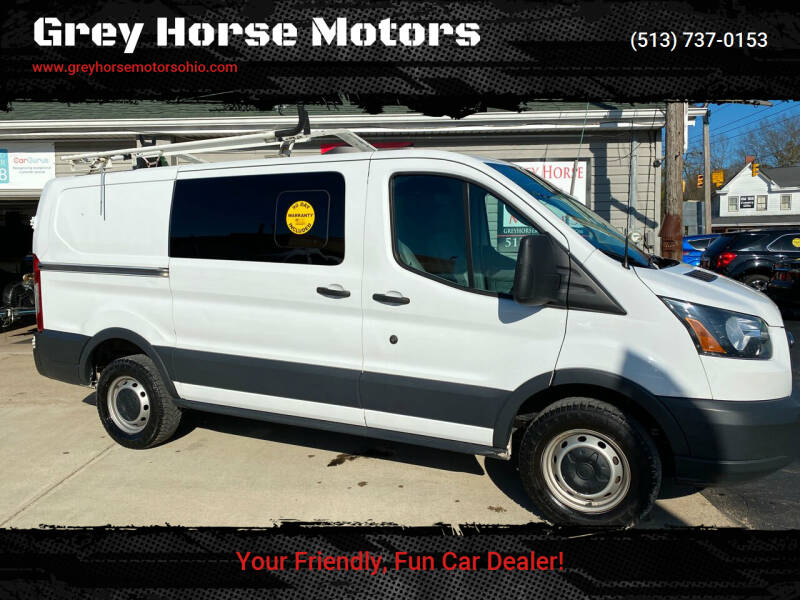 2015 Ford Transit Cargo for sale at Grey Horse Motors in Hamilton OH