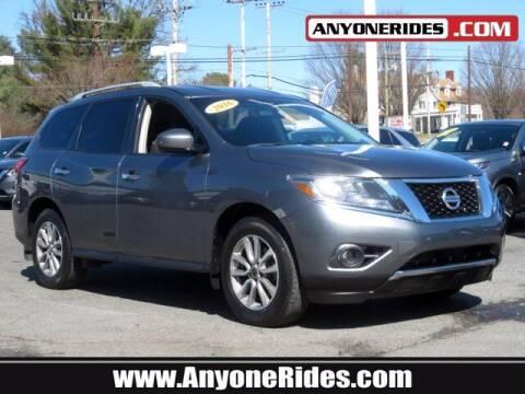 2016 Nissan Pathfinder for sale at ANYONERIDES.COM in Kingsville MD