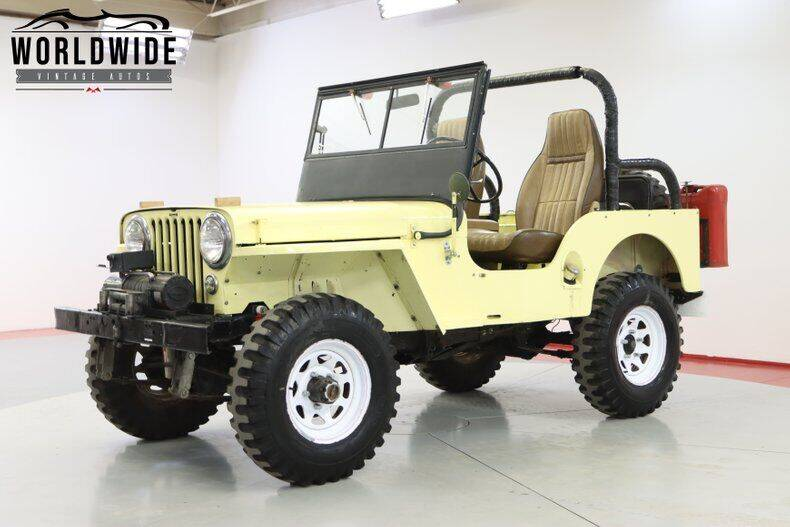 1947 Willys Jeep for sale in Denver, CO